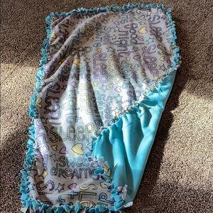 52 x 64 Flees blanket
